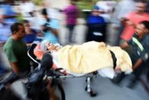 Fusillade contre un car de touristes devant un hôtel du Caire