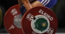 Tableau relevé pour la Coupe du Trône d'haltérophilie