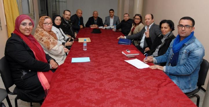 Le bureau syndical des quotidiens «Libération»  et «Al Ittihad Al Ichtiraki» voit le jour