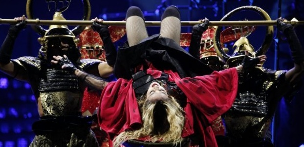 Le concert de Madonna à Singapour interdit aux moins de 18 ans