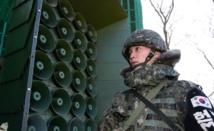 La Corée du Sud reprend sa campagne de propagande à la frontière avec le Nord