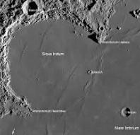 Découverte d'un nouveau type de roche sur la lune
