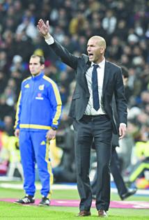 Zidane : Ce n'est qu'un début