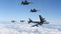 Démonstration de force de Washington face à Pyongyang