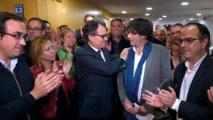 Les indépendantistes de Catalogne forment un gouvernement
