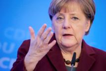 Merkel obligée d'infléchir  son cap après Cologne