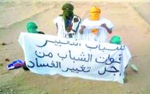 Interpellations dans les camps de Tindouf