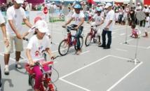 Sensibilisation des élèves à la sécurité routière à Rabat