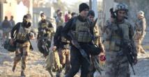 A Ramadi, la progression ralentie par les mines et les snipers