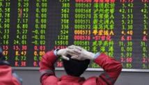 Les Bourses chinoises chutent au plus bas depuis septembre dernier