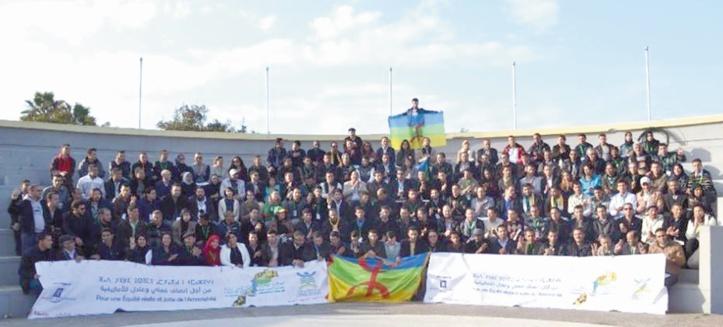 La Coalition civile amazighe, un outil pour coordonner les actions de lutte