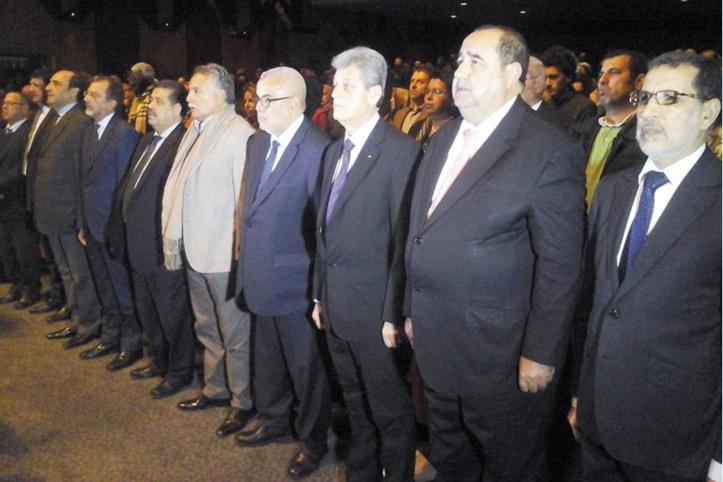 Driss Lachguar réitère le soutien de l'USFP à la cause palestinienne