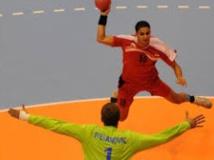 Tournoi international de handball à Marrakech