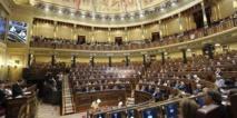 Un nouveau parlement en Espagne