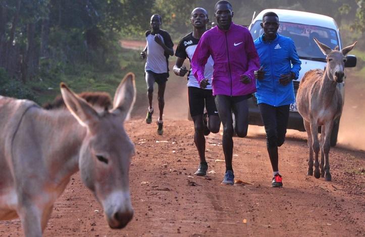 Iten, La Mecque de l'athlétisme kényan, prie pour que l'AMA l'épargne