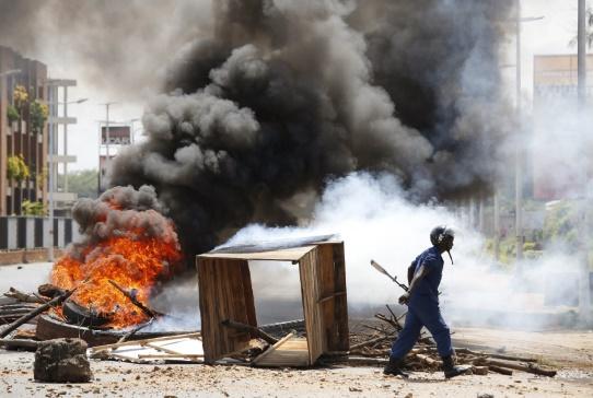 L'ONU dénonce des massacres ethniques au Burundi