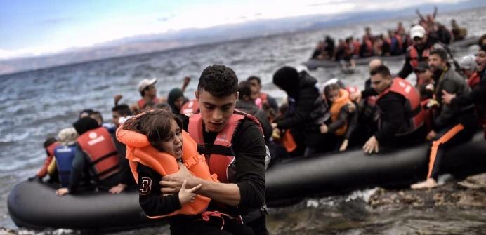 Un nouveau naufrage en mer Egée