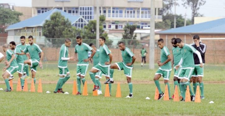 C'est parti pour le CHAN 2016  : Epreuve gabonaise pour le Onze national