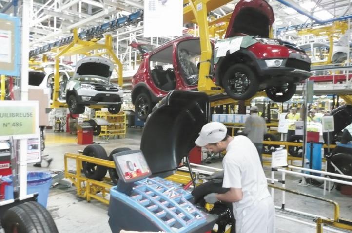 Renault pris dans le tourbillon de la pollution