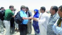Des lobbyistes américains alignés sur les thèses séparatistes en visite à Tindouf