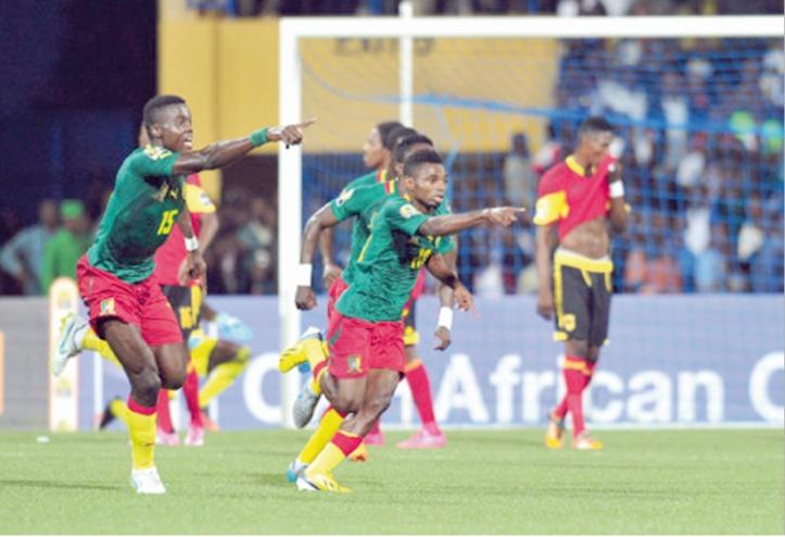 Entame réussie de la RD Congo et du Cameroun