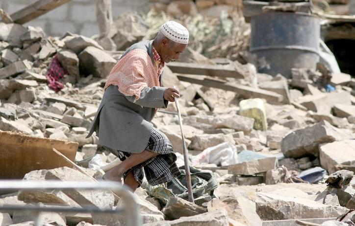Bombardements, attentats suicide, un quotidien, somme toute, normal au Yémen
