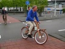 Les rois de la petite reine misent sur le vélo électrique aux Pays-Bas