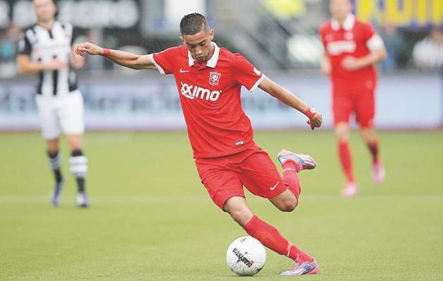 Hakim Ziyach sur le point de tourner la page de Twente