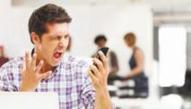 Envoyer des sms par erreur, c'est fini !