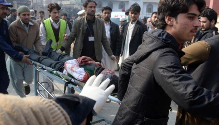Attaque meurtrière des talibans au Pakistan
