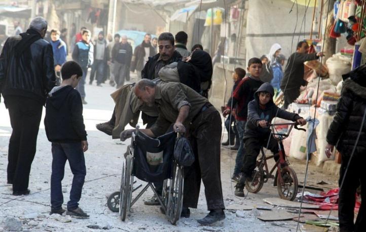 L'EI libère 270 des 400 civils enlevés à Deir Ezzor
