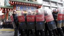 Pour avoir une promo, les policiers malaisiens doivent perdre du poids