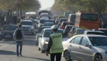 Tirana étouffe sous la pollution