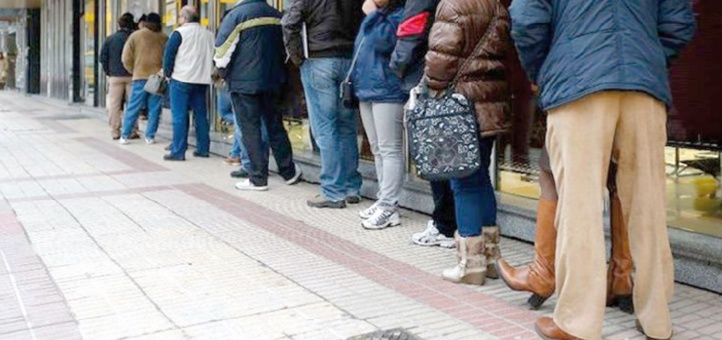 La crise mondiale de l'emploi n'est pas près de prendre fin, selon l'OIT