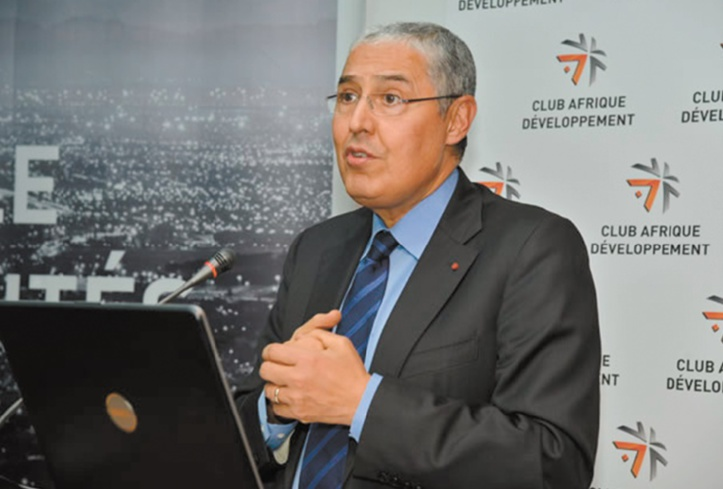 Mohamed El Kettani  (PDG d'Attijariwafa Bank)