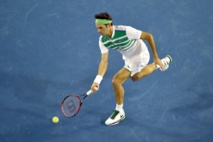 300ème  victoire en Grand Chelem de Roger Federer