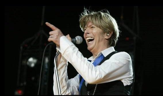 Bowie en tête du palmarès américain des albums