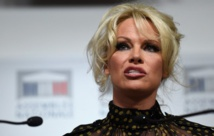 Pamela Anderson s'attaque au foie gras