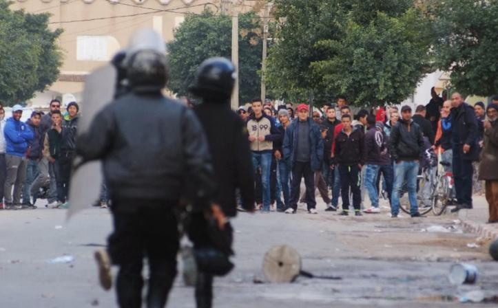 Cinq ans après la révolution la Tunisie face à la contestation