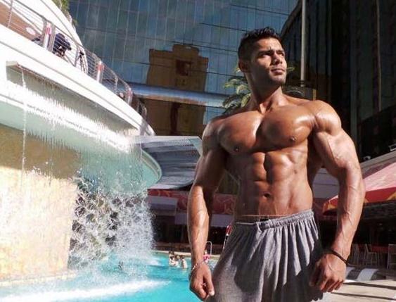 Musclemania, bodybuilder pakistanais déchiré entre sa passion et son pays