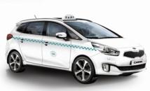 Offre Kia pour le renouvellement des grands taxis