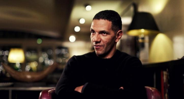 Le Marocain Roschdy Zem sort le premier artiste noir de la scène française de l'anonymat