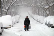 Tempête de neige historique aux Etats-Unis