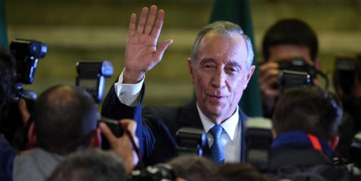 Le professeur Marcelo vainqueur dès le premier tour des présidentielles portugaises