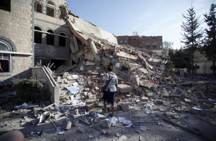 Huit victimes au Yémen dans un raid imputé à la coalition
