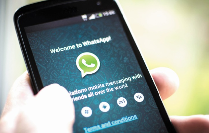 WhatsApp affecté brièvement pas des problèmes techniques