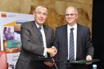Attijariwafa bank et Barid Al Maghrib en faveur de l'auto-entrepreneur