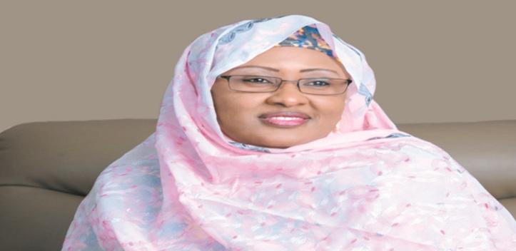 La première dame du Nigeria bientôt à Dakhla ?