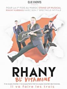 Rhany Kabbadj présente son stand-up musical à Rabat