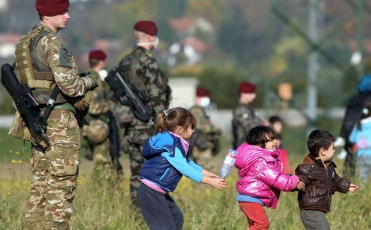 Plus de 10.000 enfants migrants portés disparus en Europe